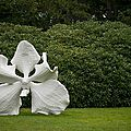 Yorkshire Sculpture Park presents open-air sculptures by artist Marc <b>Quinn</b>