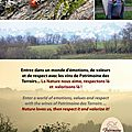 Patrimoine des Terroirs, groupement de vignerons ( association de vignerons ) - consortium of winegrowers, group of winemakers