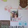 CT <b>Scrapbooking</b> A4 : Challenge #250