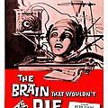 Le Cerveau Qui Ne Voulait Pas Mourir (Laissez-moi mourir...)
