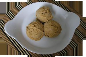 recettes dessert  Glace crémeuse maison aux épices (sans sorbetière)