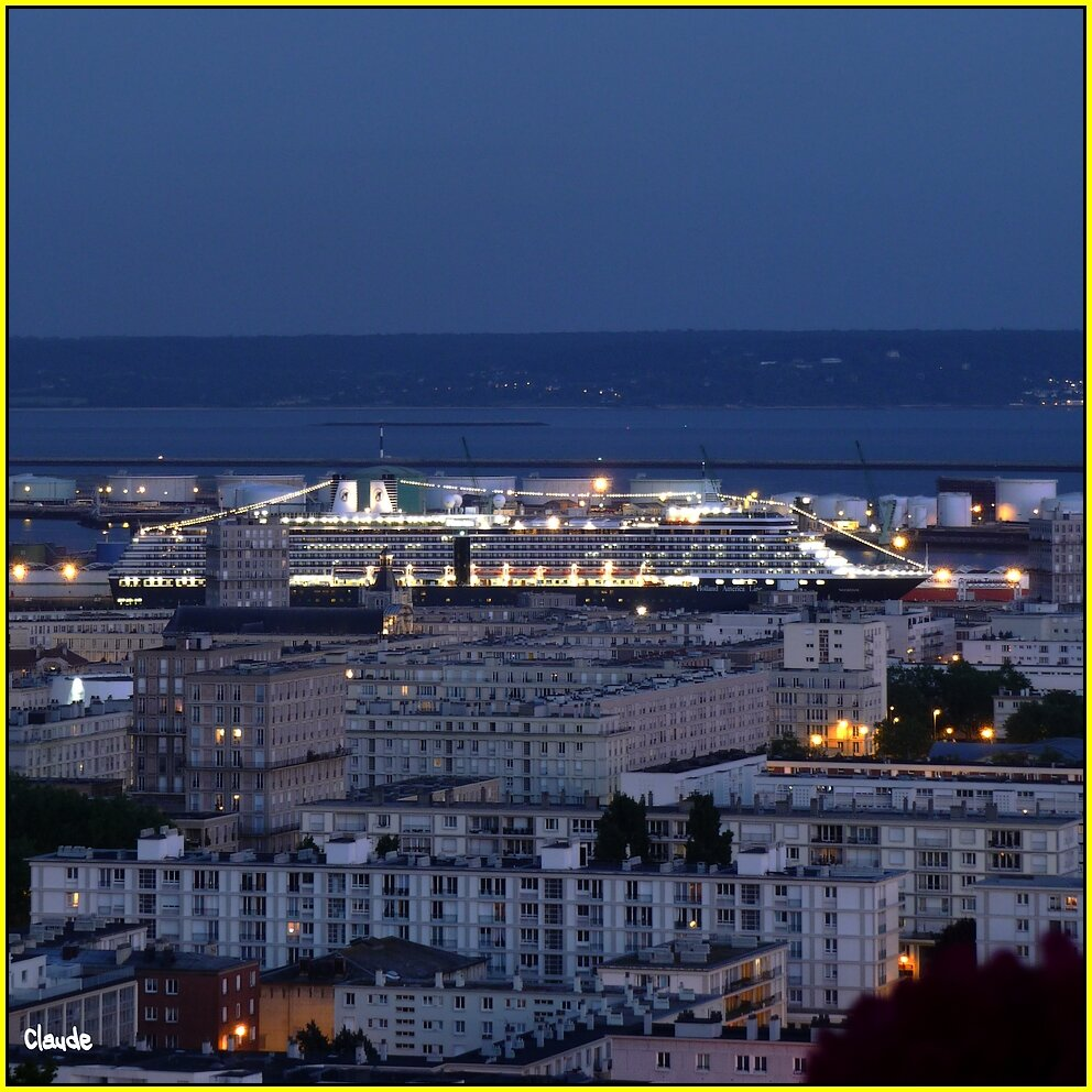 [Le Havre] Croisières 54445843