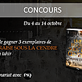 [CONCOURS]: