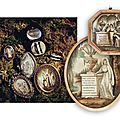 Freeman's to offer the Memento Mori and Mourning Jewelry <b>Collection</b> of Irvin and Anita Schorsch