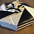 Origami : réalisations, tuto et créations dérivées !