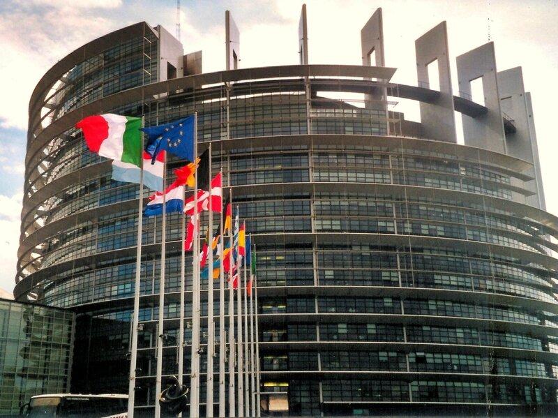 Parlement UE Strasbourg
