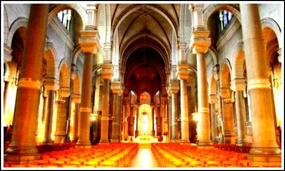 Saint-Etienne cathedrale St Charles