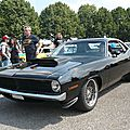 PLYMOUTH <b>Barracuda</b> 'Cuda 2door hardtop 1970