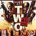 army of two le 40eme jour