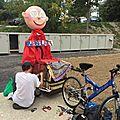 Café vélo à Agen