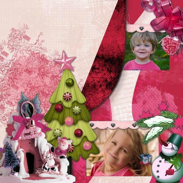 christmas in paradise qp 5 flomelle - photo Nounou