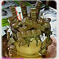 Layer cake au <b>Kinder</b> Bueno
