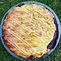 Gâteau basque de Philippe <b>Conticini</b>