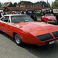 Plymouth Road Runner Superbird, 1970