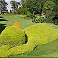 Contes au Jardin des Plantes à Nantes