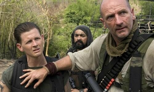 Jake La Botz, Rey Gallegos & Graham McTavish