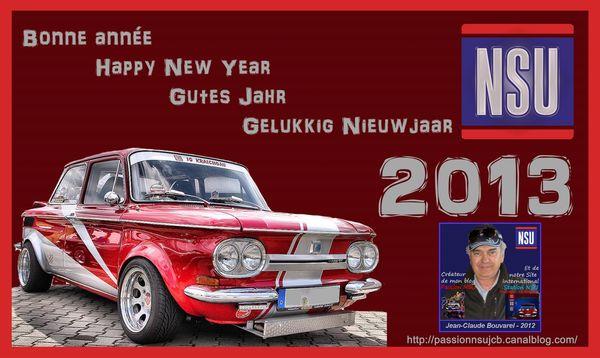 Bonne Année 2013 (Petit)