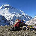 J10 Sous le <b>French</b> Pass (5200m) - <b>French</b> Pass (5360m) - Dahmpus Pass (5244m) - Sous Elevation Camp (5000m)