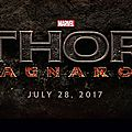 <b>Thor</b> Ragnarok la vidéo leaké