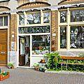 WINDOW DRAWING for WILDERNIS, <b>Amsterdam</b>