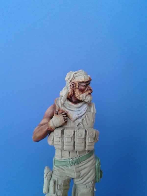 Green Beret-knight models TERMINE 103740830_o