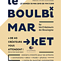 J-19 BOULBI MARKET THE PLACE TO BE