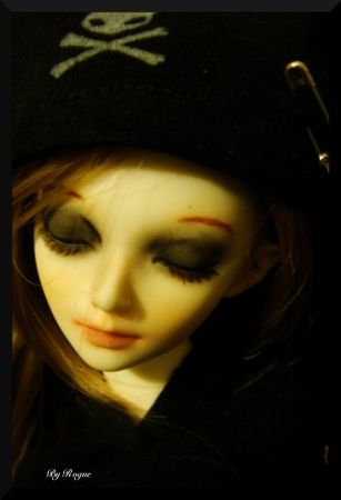 make up de Rogue (MNF shushu sleeping/pullip/cicatrices...) 50173734_p