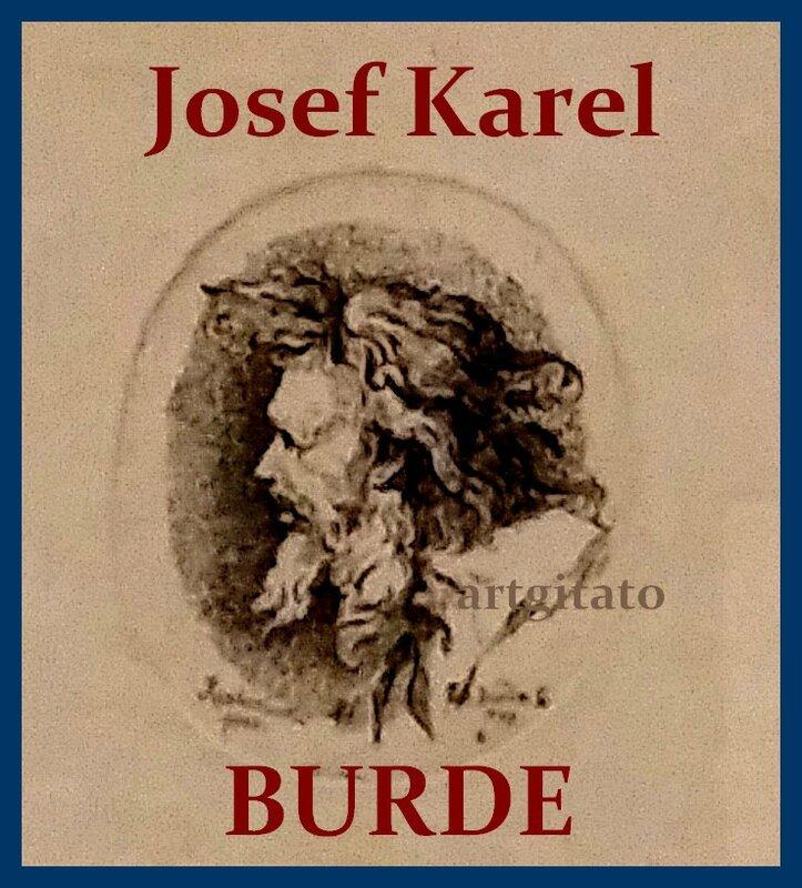 Josef Karel Burde Dessin 2 Artgitato D'après Raphael