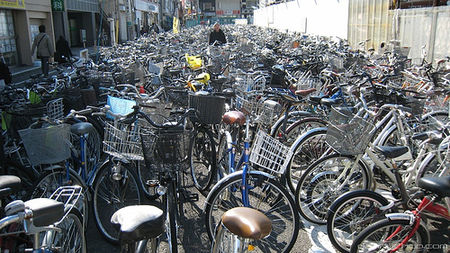 how to find parking in japan