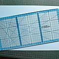 DIY, Pochette aux hexagones #1