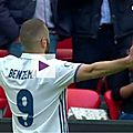 <b>But</b> Benzema Athletic Bilbao - Real Madrid (0-1)