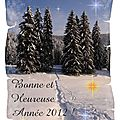 <b>Bonne</b> <b>anne</b> <b>2012</b> !