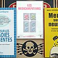 SCANDALES SUR LA SANTE ET VERITES SUR LES MALADIES <b>EMERGENTES</b>!!! (De Jean-Jacques Birgé)