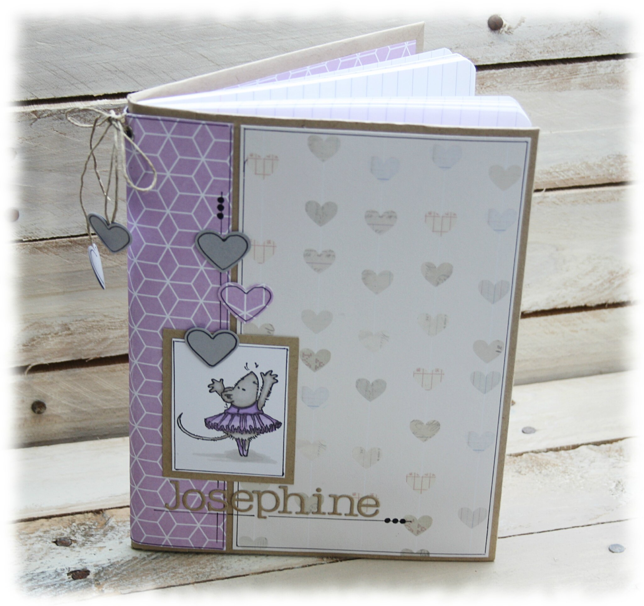 petit cahier scrapbooking carterie photographie. Black Bedroom Furniture Sets. Home Design Ideas
