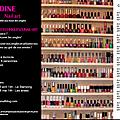 Amandine nail-art... l'originalité au bout des ongles