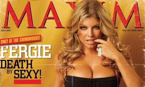 Fergie, à l'affiche de GrindHouse