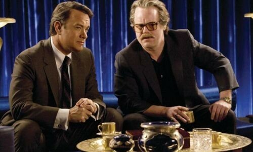 Tom Hanks et Philip Seymour Hoffman