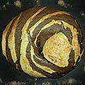 Gâteau <b>marbré</b> trop chou, Battle Food #56