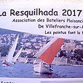 RESQUILHADA 2017