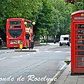 Escapade à Londres juillet 2015