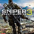 Sniper: Ghost Warrior 3, un <b>FPS</b> à télécharger sur Fuze Forge