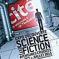 Expo <b>Science</b> [et] Fiction - Le 10/04/2011
