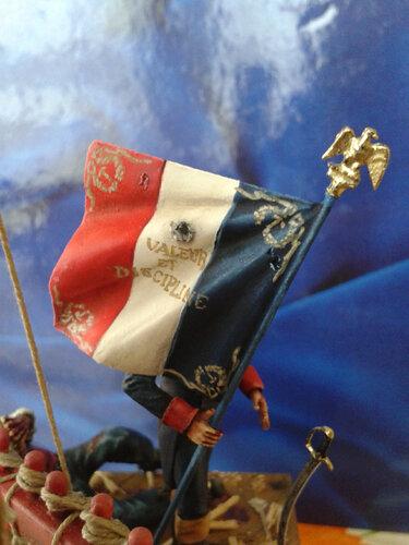 L'Aigle du Bucentaure -Trafalgar 1805 TERMINE - Page 2 107461168_m