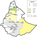 Langues et peuples d'<b>Ethiopie</b>
