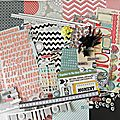 Kit de fvrier de la <b>Malle</b> <b></b> <b>Scrap</b>.