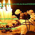 Déblocage spirituel de vos activités du Grand MEDIUM VOYANT Marabout NABIL