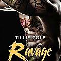 Ravage de Tillie Cole |Les écorchés #3]