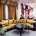 salon marocain simple