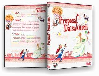 Proposal Daisakusen - cover