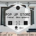 POP-UP STORE À HOSSEGOR